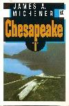 Chesapeake I. obálka knihy