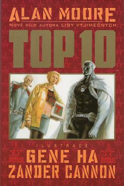 Top 10 - Kniha první obálka knihy