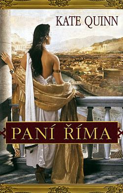 Paní Říma obálka knihy