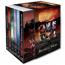 Vampýrská akademie (komplet) obálka knihy