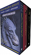 Odkaz Dračích jezdců 1–3: Eragon, Eldest, Brisingr
