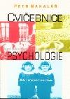 Cvičebnice psychologie obálka knihy