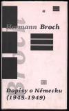 Dopisy o Německu (1945–1949)