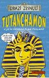 Tutanchamon a jeho hrobka plná pokladů obálka knihy