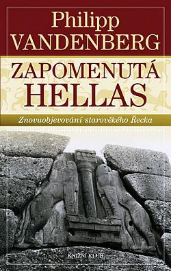 Zapomenutá Hellas obálka knihy