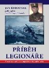 Příběh legionáře obálka knihy