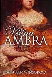 Věčná Ambra obálka knihy