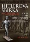 Hitlerova sbírka v Čechách obálka knihy
