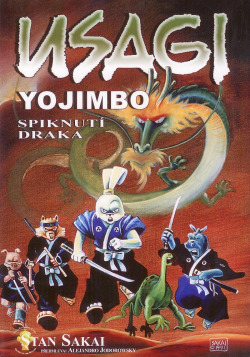 Spiknutí draka obálka knihy