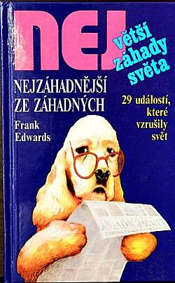 Nejzáhadnější ze záhadných obálka knihy