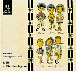 Děti z Bullerbynu obálka knihy