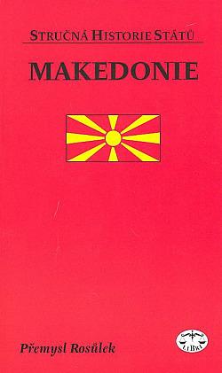 Makedonie obálka knihy