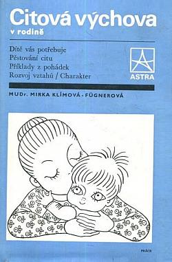 Citová výchova v rodině obálka knihy