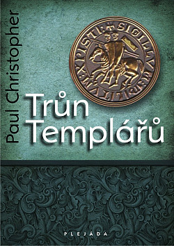 Trůn Templářů obálka knihy