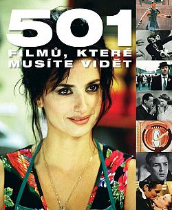 501 filmů, které musíte vidět obálka knihy