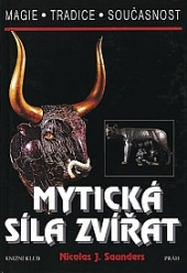 Mytická síla zvířat obálka knihy