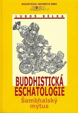 Buddhistická eschatologie: Šambhalský mýtus obálka knihy