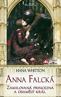Anna Falcká obálka knihy