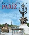 Paříž - Umění a architektura obálka knihy