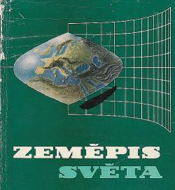 Zeměpis světa Evropa obálka knihy