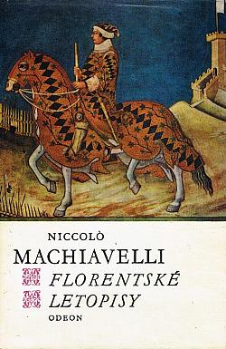 Florentské letopisy obálka knihy