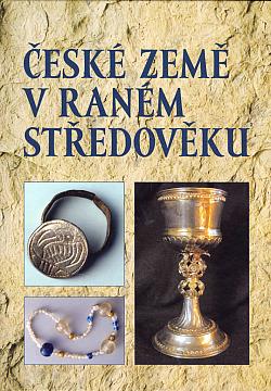České země v raném středověku obálka knihy