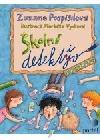 Školní detektiv obálka knihy