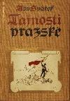 Tajnosti pražské 1 obálka knihy