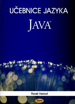 Učebnice jazyka Java obálka knihy