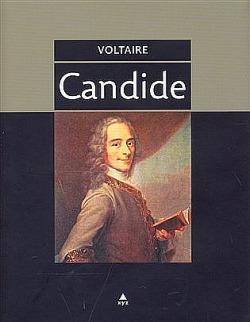 Candide obálka knihy