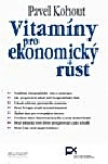 Vitamíny pro ekonomický růst obálka knihy
