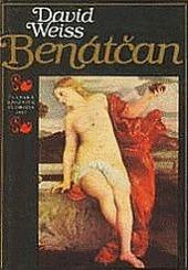 Benátčan obálka knihy