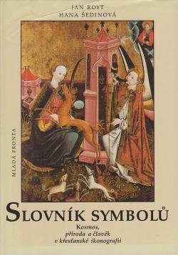 Slovník symbolů obálka knihy