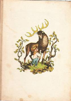 Zimní pohádka o Smolíčkovi obálka knihy