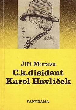 C.k.disident Karel Havlíček obálka knihy