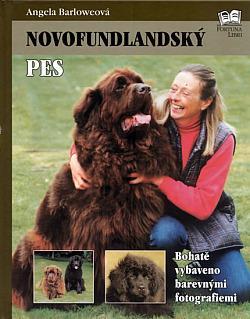 Novofundlandský pes obálka knihy