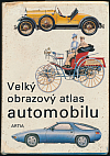 Velký obrazový atlas automobilu