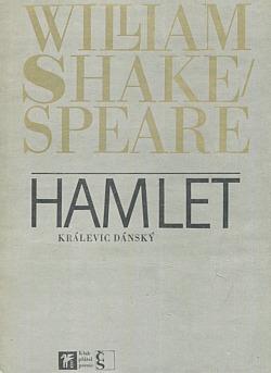 Hamlet obálka knihy