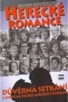 Herecké romance obálka knihy