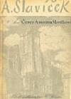 A. Slavíček - čtení o Antonínu Slavíčkovi