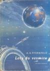 Lety do vesmíru obálka knihy