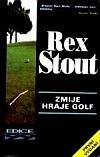 Zmije hraje golf obálka knihy