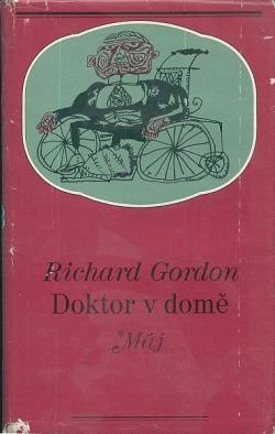 Doktor v domě obálka knihy