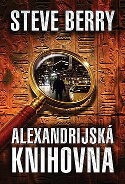 Alexandrijská knihovna obálka knihy