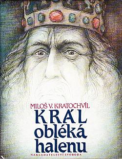 Král obléká halenu obálka knihy