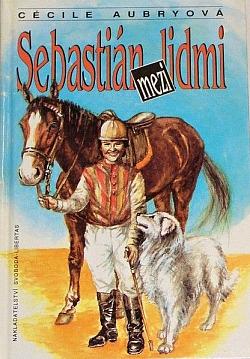 Sebastián mezi lidmi obálka knihy