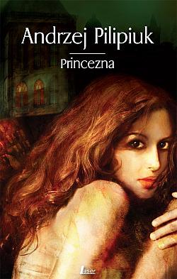 Princezna obálka knihy