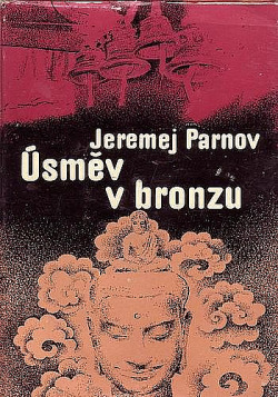 Úsměv v bronzu obálka knihy