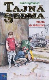 Zločin na železnici obálka knihy