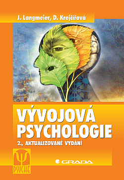 Vývojová psychologie obálka knihy